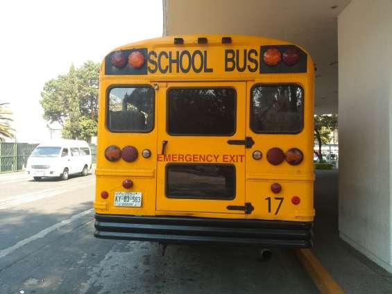 Fotos de Camión escolar americano 4