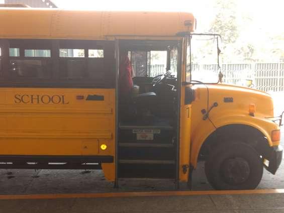 Fotos de Camión escolar americano 2