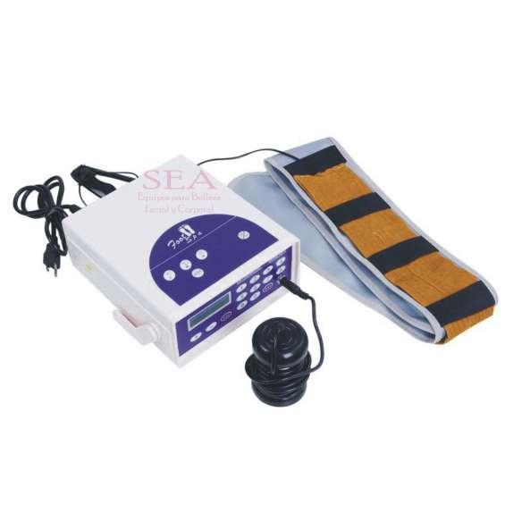 Ionizador para pies con banda termica de 3ra generacion