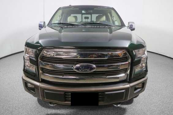 Ford lobo lariat 2014