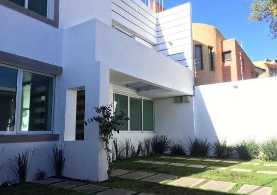 $34,000 pesos, casa preciosa en bosque residencial del sur xochimilco