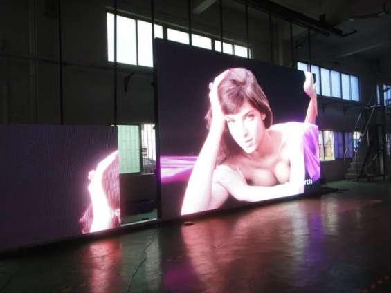 Fabricante líder de pantallas gigantes de leds de interior y exterior