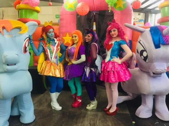 Show de equestria girls en cdmx y estado de mexico