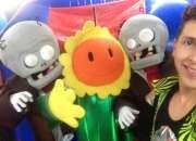 show de plantas vs zombies en cdmx y estado de mexico