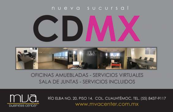 Mva business center en la cdmx