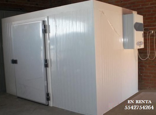 Cámara de refrigeración o congelación