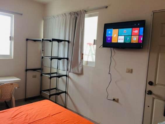Mini suites premium amuebladas únicas en xalapa, ver.