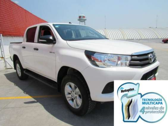 Toyota hilux medelo 2016