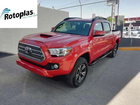 Toyota tacoma trd 4x4 2017