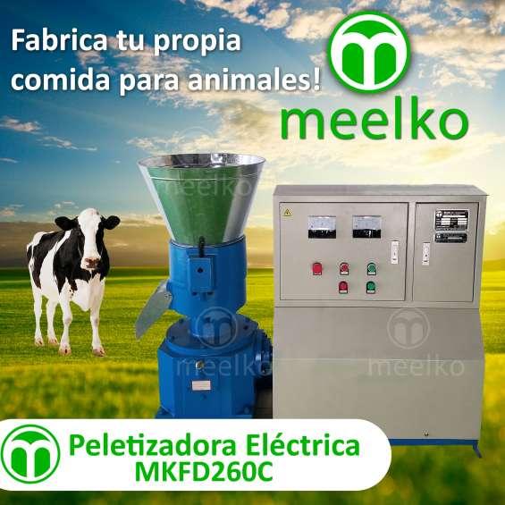 Fabricador de pellets para animales mkfd260c