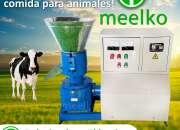 Peletizadora MKFD200C de Meelko