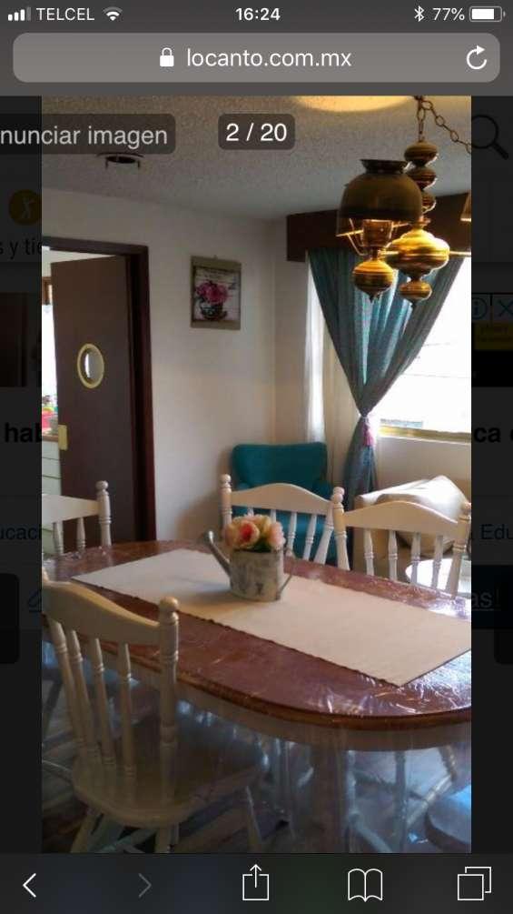 Fotos de Rento habitacion doble en col espartaco 2