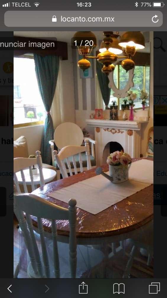 Fotos de Rento habitacion doble en col espartaco 3