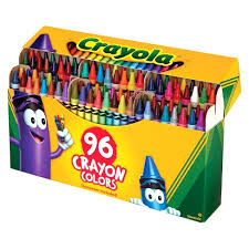 Arma cajas de crayola desde casa