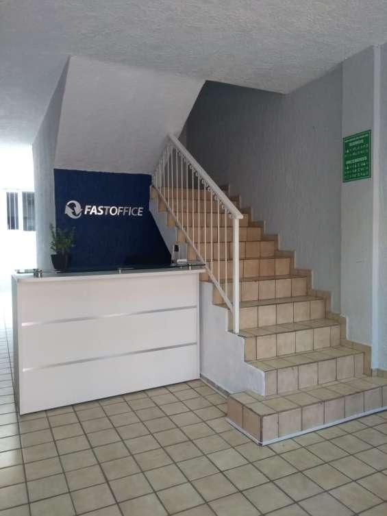 Oficinas cómodas y con todos los servicios incluidos