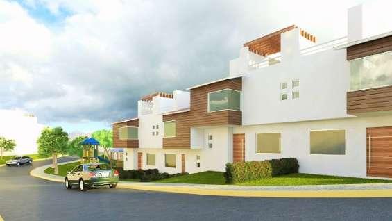 Venta de casas fraccionamiento condominio nuevo estado mexico