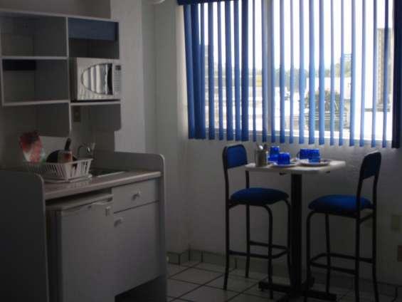 Habitación amueblada para hospedarse