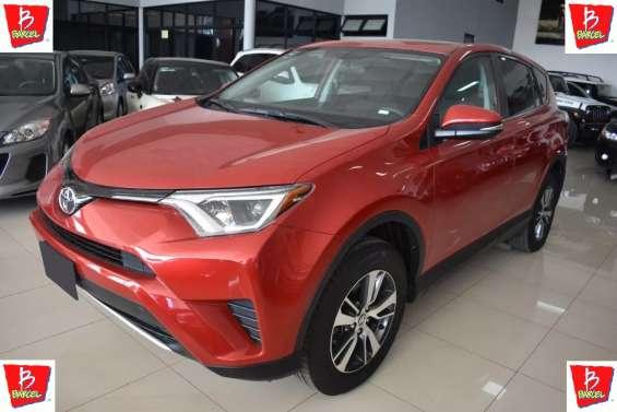 Toyota rav4 año 2015 4