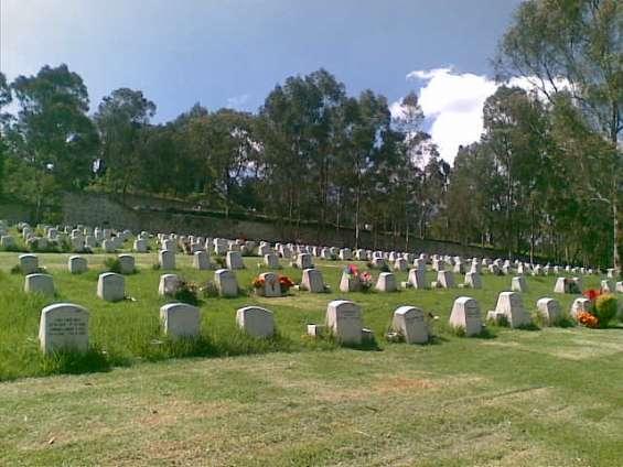 Cementerio parque memorial jardín esperanza secc lao fosa 4 gavetas con servicios