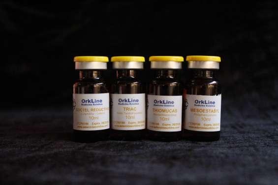 Mesoterapia mexicana orkline