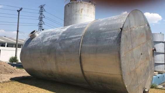 Tanque almacenamiento acero inoxidable 68,000 litros