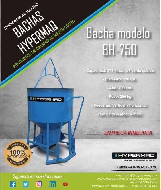 Bacha bh500 hypermaq