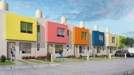 Preventa de viviendas por fira y la unam