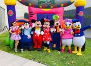 ¡genial show de la casa de mickey mouse!