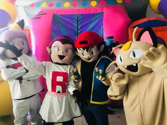 ¡super show de pokemon en cdmx!