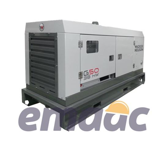 Venta generador g50 wacker