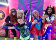 Show infantil de super heroinas en cdmx