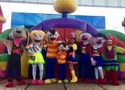 Show infantil de bely y beto en cdmx