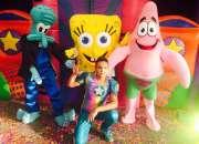 Show infantil de bob esponja en cdmx