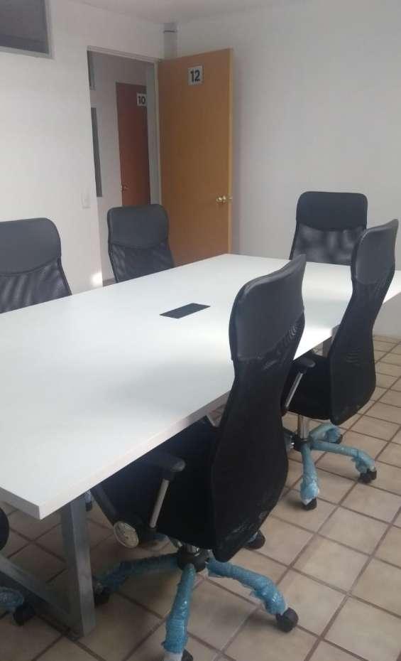 Hermosas oficinas corporativas completamente equipadas y con todos los servicios incluidos