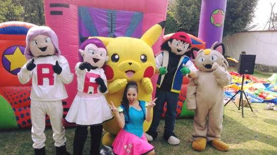 Show de pokemon en cdmx y edomex