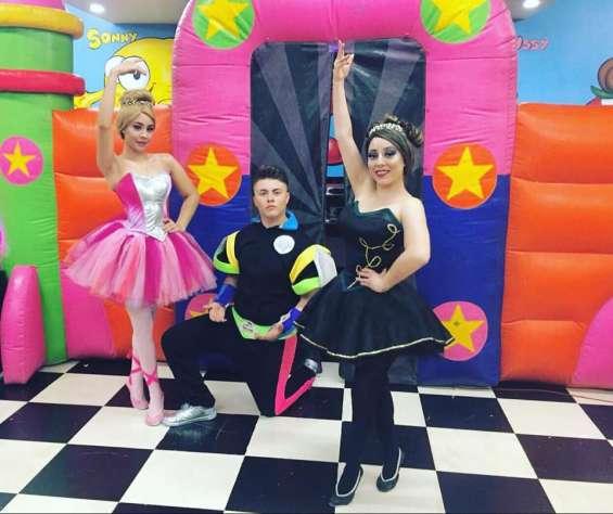 Show infantil de barbie zapatillas magicas en cdmx