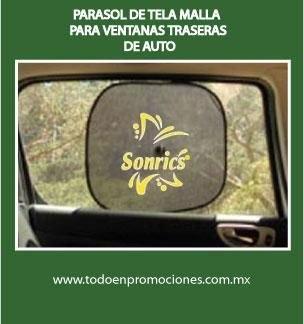 Fotos de Parasoles personalizados para auto 4