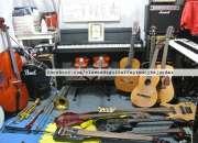 Clases de Guitarra Clasica, Electrica, Piano y Bajo Particulares CDMX