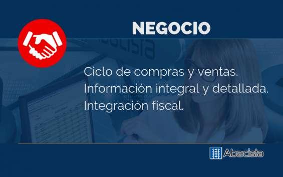 Fotos de Abacista, software administrativo, contable y fiscal en la nube 3