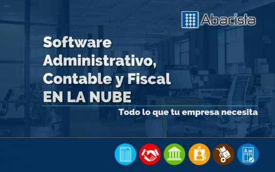 Fotos de Abacista, software administrativo, contable y fiscal en la nube 1