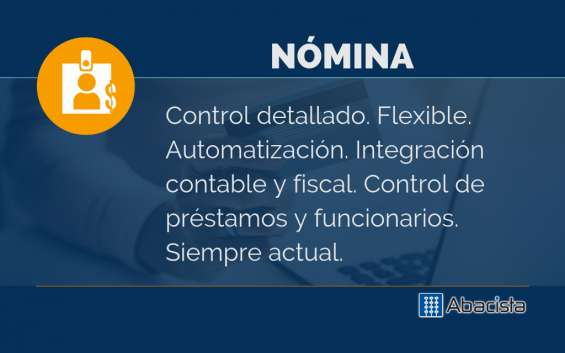 Fotos de Abacista, software administrativo, contable y fiscal en la nube 5