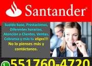 AGENTES TELEFÓNICOS , CONTRATACIÓN INMEDIATA SANTANDER