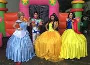 Show de princesas en cdmx