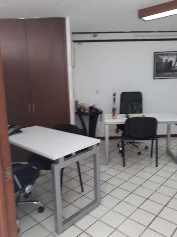 Fotos de Oficina en renta para 6 personas, en la col. moderna 2