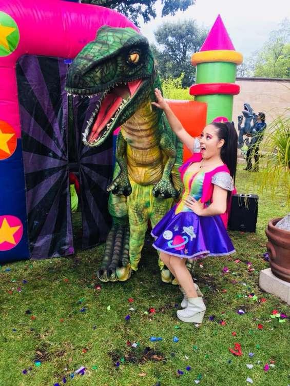 Show de dinosarios en cdmx