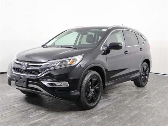 Honda crv año 2014 color negro