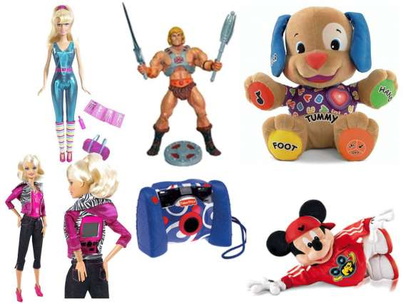 Arme cajas de juguetes desde su domicilio