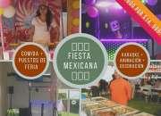 fiestas mexicanas con todo incluido