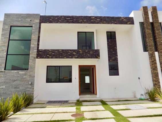 Casa nueva en venta en frac. casa fuerte
