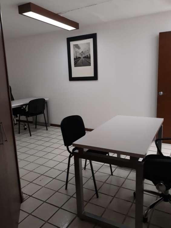Fotos de Oficina en renta para 6 personas, en la col. moderna 7